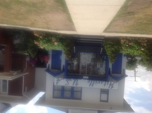 The motown museum I took a picture of in Michigan