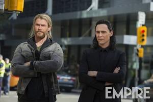 Thor: Ragnarok - Empire Magazine Scans