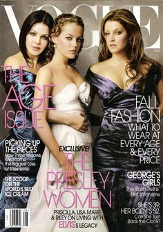 Three Generations Of Presleys