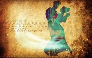 Tiana and Naveen