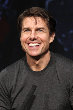 Tom Cruise (2014)