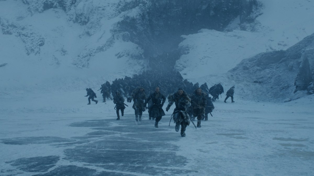Wildlings Images Tormund Giantsbane In Beyond The Wall Hd