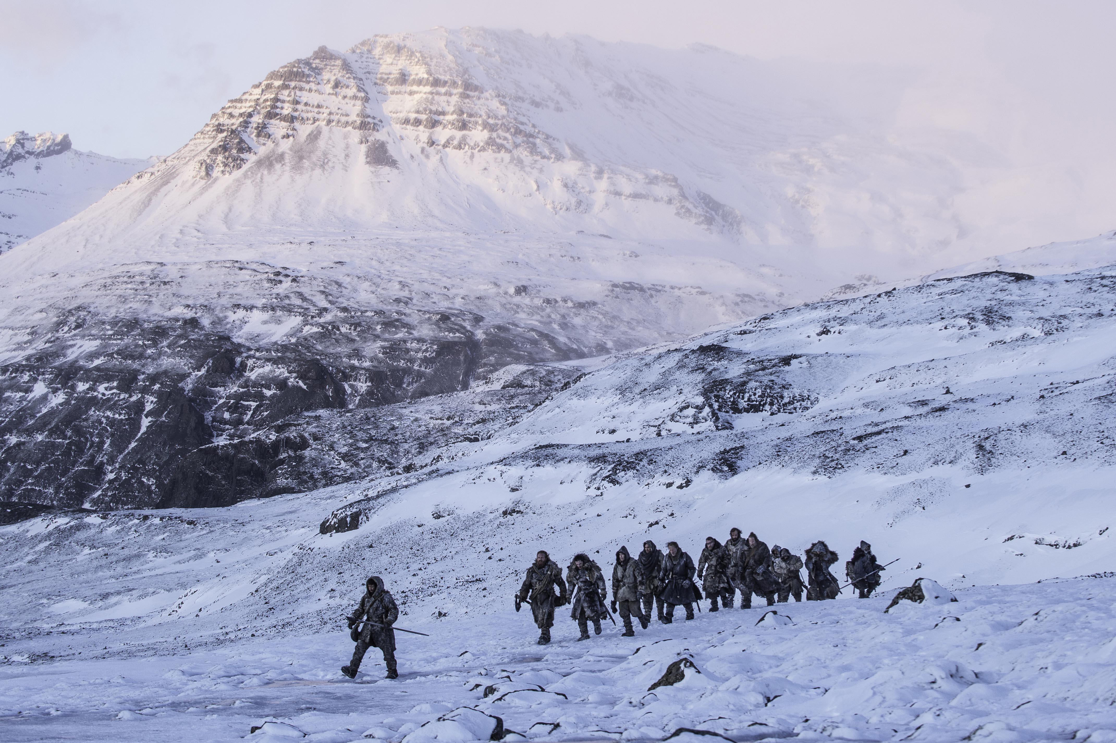 Wildlings Imagens Tormund Giantsbane In Beyond The Wall Hd