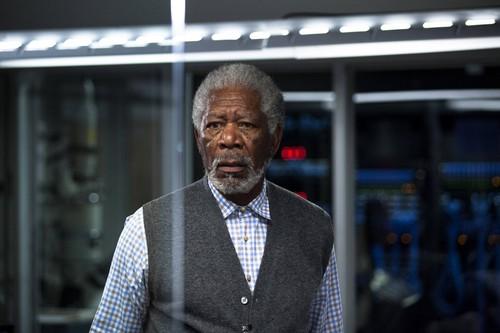 morgan Freeman karatasi la kupamba ukuta called Transcendence