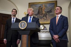 Trump Announces (RAISE) Act - August 2, 2017