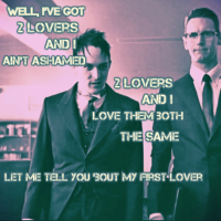 i ve got two lovers