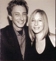 Two Music Legends - barbra-streisand photo