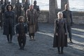 Tyrion, Daenerys, Missandei and Grey Worm 7x01 - Dragonstone - tyrion-lannister wallpaper