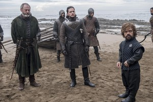 Tyrion, Jon and Davos 7x03 - The Queen's Justice