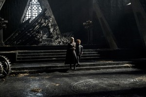 Tyrion and Daenerys 7x01 - Dragonstone