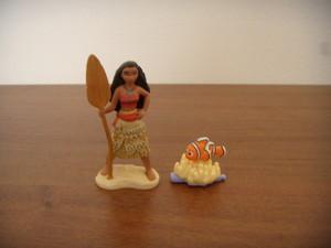 Vaiana e Nemo