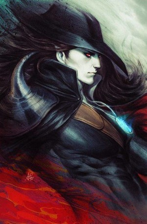 Vampire Hunter D Message Mars #1