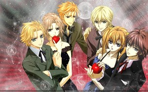 Vampire Knight hình nền the night class 25203496 1280 800