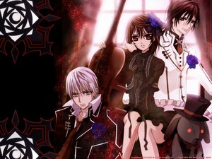 Vampire knight wallpaper 3