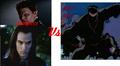 Vampires Vs Ninja Khan - buffy-the-vampire-slayer fan art