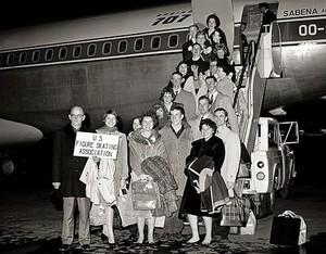 Victims of The 1961 Plane Crash