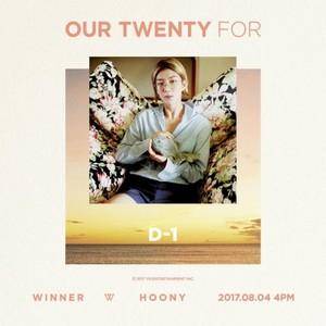 WINNER – OUR TWENTY FOR 'D-1'
