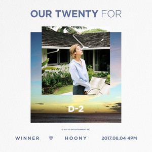 WINNER – OUR TWENTY FOR 'D-2'