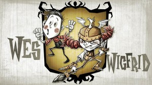 Wes and Wigfrid