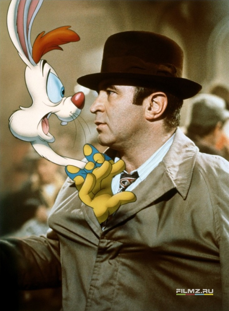 Bob Hoskins images Who Framed Roger Rabbit HD wallpaper and ...