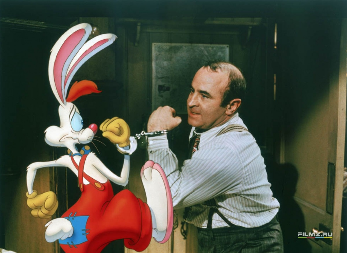 Bob Hoskins images Who Framed Roger Rabbit HD wallpaper and ...