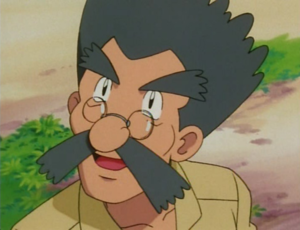 Who remembers that guy from the animé who sounded like Groucho Marx?