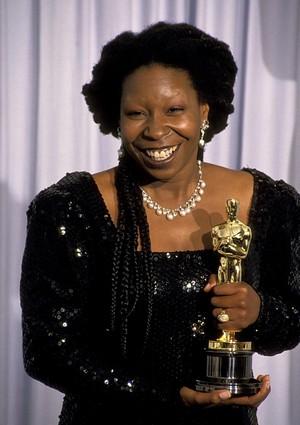 Whoop Goldberg 1991 Academy Awards