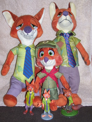 Will the Real Nick Wilde Please Stand Up?