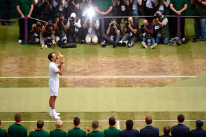Wimbledon Champion 2017