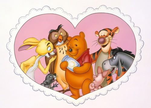 クマのプーさん 壁紙 called Winnie the Pooh