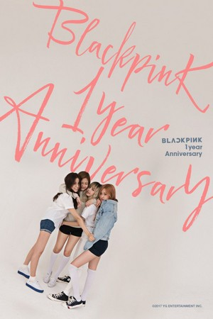 YG Entertainment and fan worldwide celebrate Black Pink's 1 anno anniversary!