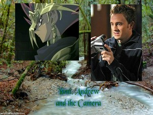 Yami, Andrew and the Camera
