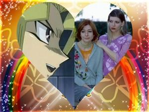 Yami, Willow and Tara