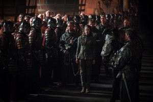 Yara Greyjoy in 'The Queen's Justice'