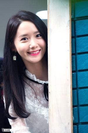Yoona @ MBC Drama 'The King In Love' V Live Broadcast