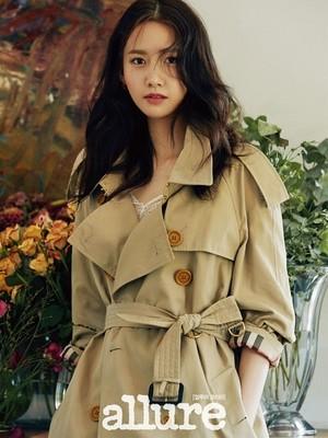 Yoona for Allure Magazine September Issue