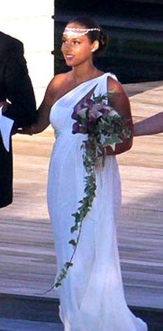 Alicia's Wedding Back In 2010