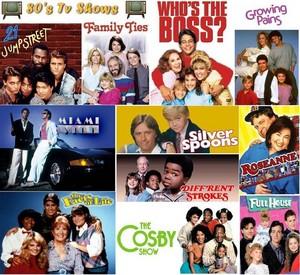 "Tribute To ""'80's"" Televisione"