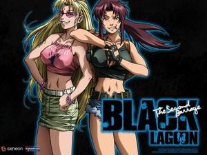 black lagoon.