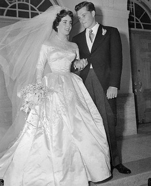 The Wedding Back In 1950