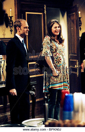 david hyde pierce jane leeves frasier season 11 2003 bpkn0j