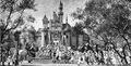 Disneyland Back In 1961 - disney photo