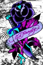 Ed Hardy wallpaper entitled ed3