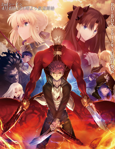 Fate Series wolpeyper entitled fate series