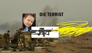 gibby kills the evil terrists