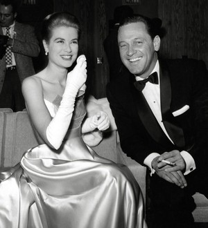 William Holden And Grace Kelly