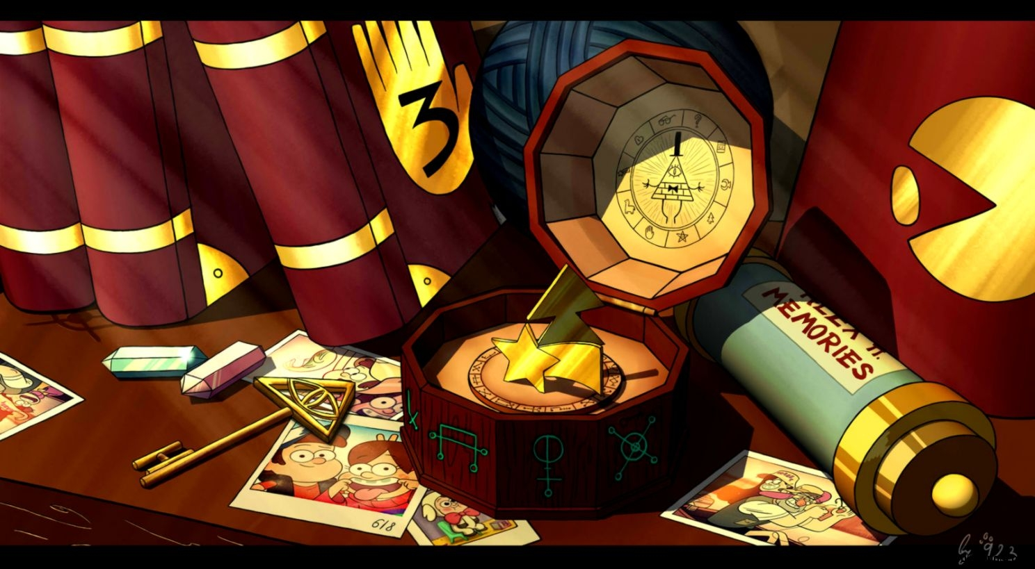 Gravity Falls Fanpage Images Wallpaper HD And Background Photos
