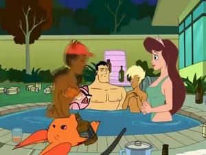 hot tub 1x01