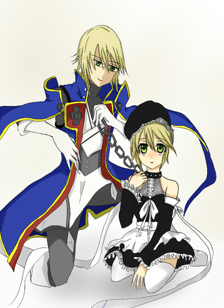 Blazblue Images Jin Noel Maid Wallpaper And Background Photos