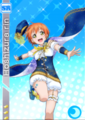 love live card design rin - anime-drawing photo